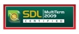 SDL MultiTerm 2009 for Project Managers